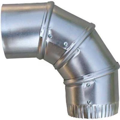 """Speedi-Products Aluminum 90° Elbow EX-26A90 04 4"""""""