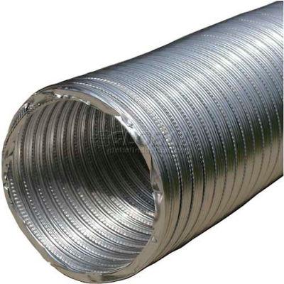 """Speedi-Products Aluminum Flex Pipe EX-AF 7120 7"""" X 10'"""
