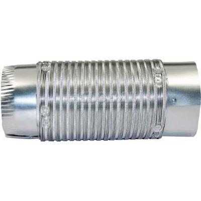 """Speedi-Products Aluminum Flex Pipe With Push fit EX-AFP 424 4"""" X 24"""""""