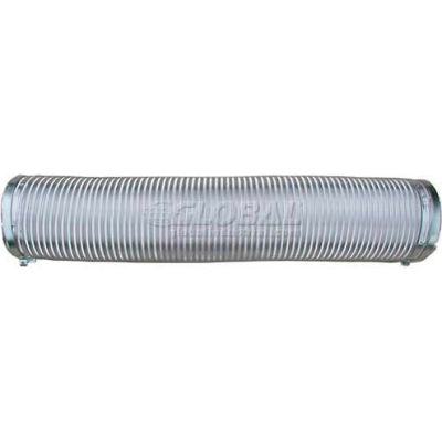"""Speedi-Products Aluminum Ready Pipe With Clamps EX-ARPC 496 4"""" X 96"""""""