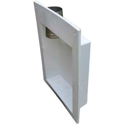 """Speedi-Products Dryer Outlet Box EX-DBK 04 18"""" X 24"""""""