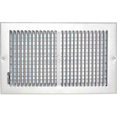 """Speedi-Grille Ceiling Or Wall Register With 2 Way Deflection SG-814 CW2 8"""" X 14"""""""