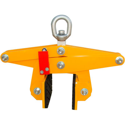 "Abaco Scissor Clamp SC100 Grip Range 3/8"" to 4"" 1650 Lb. Capacity"