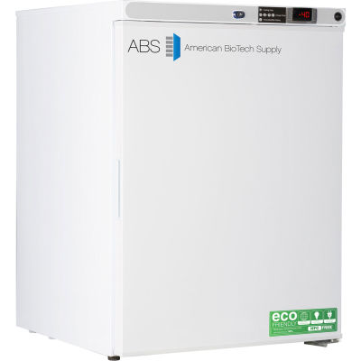 ABS Premier Freestanding Undercounter Freezer (-40°C), 4 Cu. Ft.