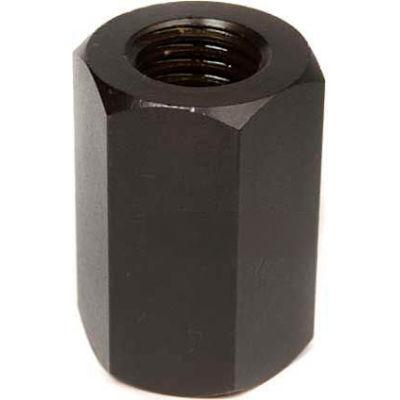 "Import Heat Treated Steel Coupling Nuts 1/4""-20 Thread"