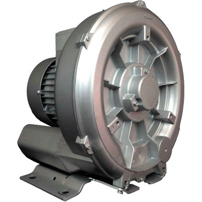 Atlantic Blowers Regenerative Blower AB-101, 1 Phase, 1 Stage, 0.5 HP