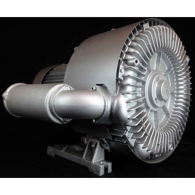 Atlantic Blowers Regenerative Blower AB-1202, 3 Phase, 2 Stage, 23.2 HP