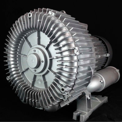 Atlantic Blowers Regenerative Blower AB-1302, 3 Phase, 2 Stage, 20 HP