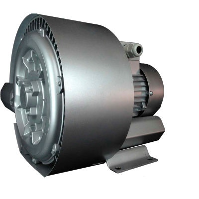 Atlantic Blowers Regenerative Blower AB-202, 3 Phase, 2 Stage, 1.2 HP