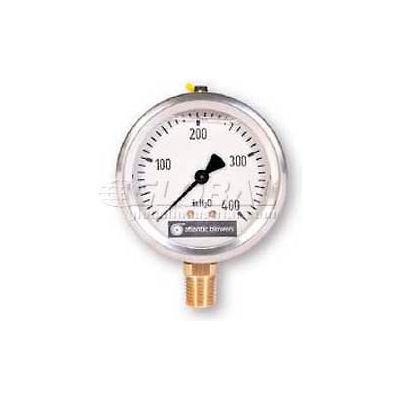 Atlantic Blowers Pressure Gauge AB-80000