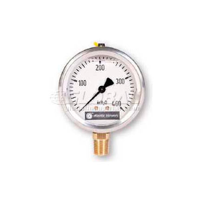 Atlantic Blowers Pressure Gauge AB-80000