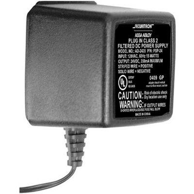 24 Volt 1.5 Amp. Plug-In Filtered Regulated DC Power Supply