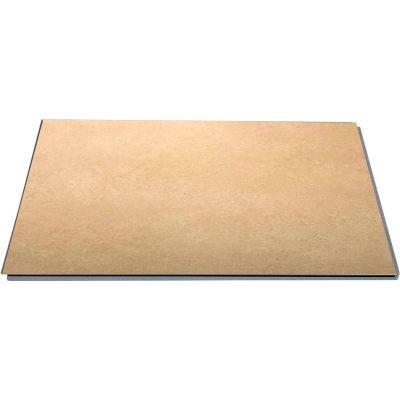 DumaWall Engineered Vinyl Interlocking Wall Tile, Windswept Sand - 510-09