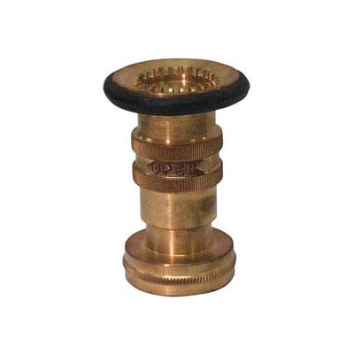 "2-1/2"" NST Brass Industrial Fog Nozzle"