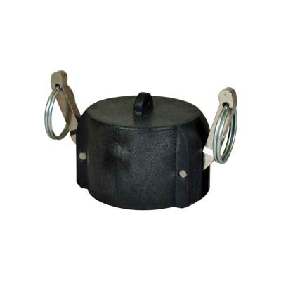 """1-1/2"""" DC Polypropylene Cam and Groove Dust Cap"""