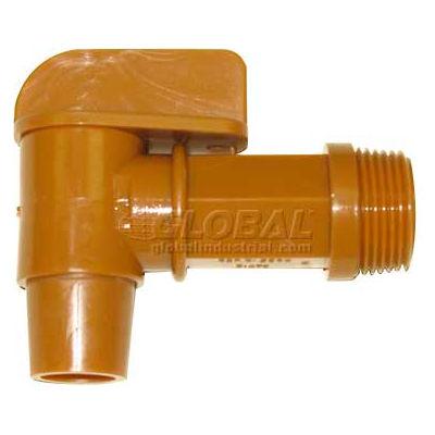 """Action Pump 3/4"""" Virgin Polyethylene Plastic Drum Faucet"""
