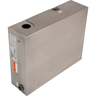 Chronomite Boxer, 3 Ph-Low Act-L9, Safety Electric Tankless Water Heater, 128A, 600V