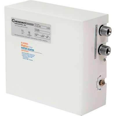 Chronomite MIGHTY-mite, High Act, Safety Electric Tankless Water Heater, 75A, 277V, 20775W