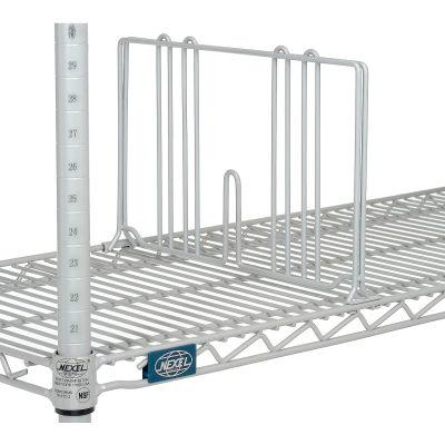 """Nexelate® Silver Epoxy Wire Divider 14""""L x 8""""H"""
