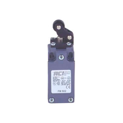 Advance Controls 103351, Metal Limit Switch, Straight Roller Plunger