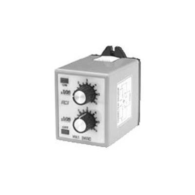 Advance Controls 104241 Repeat Cycle Timer, 0-6 min, DPDT - 24 VAC/VDC