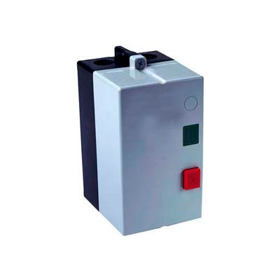 Advance Controls 133084, Three Phase Compact Starter w/Reset only 3.5-5.0 amps - 24 VAC