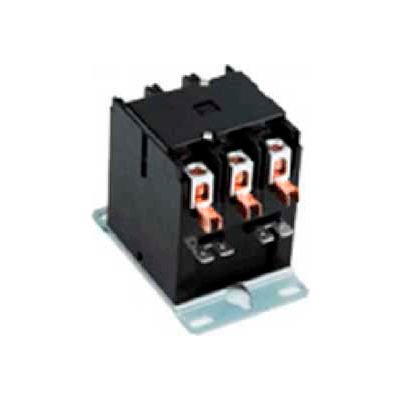Advance Controls 135640, Definite Purpose Contactors, DPA Series, 30 Amp, 3 Pole, Coil 24VAC