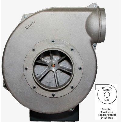 Americraft Hazardous Location Blower, HADP12, 5 HP, 3 PH, Explosion Proof, CCW, Top Horizontal