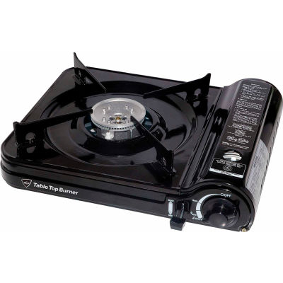 Max™ 8253, Table Top Gas Burner, 7,650 BTU