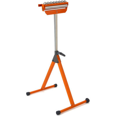 """Bora A-frame Multi-Function Pedestal Roller Stand, 25"""" to 43-3/4"""" Height Range, 150 Lb. Capacity"""
