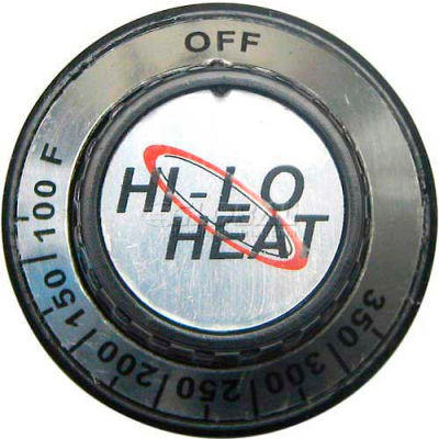"Dial 1-7/8""D, Off-350-100 For Alto-Shaam, ALTKN-3468"