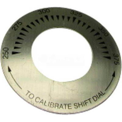 Dial Plate 3 D, 250-375 For Keating, KEA034977