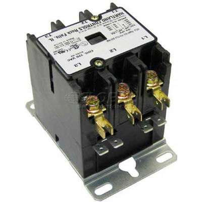 Contactor 3P 30/40A 24V For Frymaster, FRY8101202