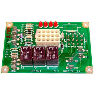 Interface Board For Frymaster, FRY8262574