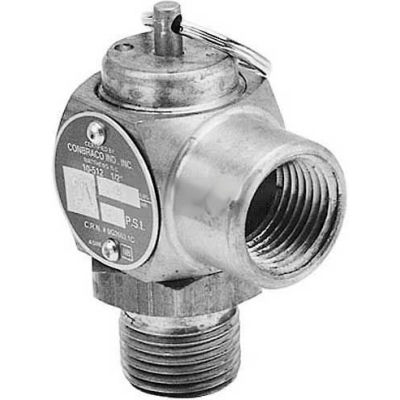 "Safety Valve 1/2""M x 1/2""F For Vulcan, VUL841496-1"
