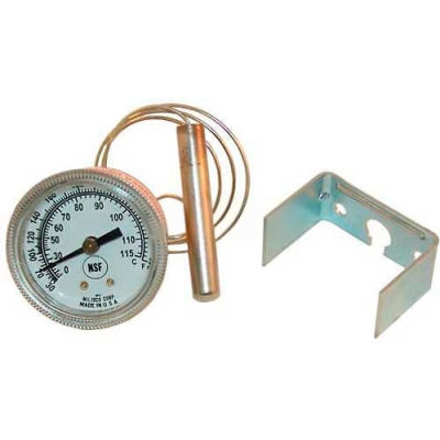 Thermometer 2, 30 To 240°F, U-Clamp For Henny Penny, HEN14250