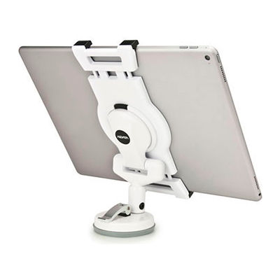 Aidata US-5120SW Universal Tablet Suction Stand, White