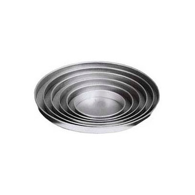 "American Metalcraft A4012**** - Pizza Pan, Straight Sided, 6"" Dia., 12"" Deep, Solid, Aluminum"