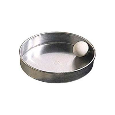 "American Metalcraft A80101.5 - Pizza Pan, Straight Sided, 10"" Dia., 1-1/2"" Deep, Solid, Aluminum"