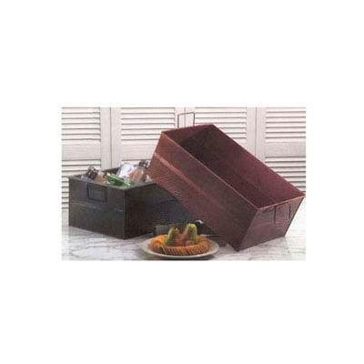 "American Metalcraft BEV1220 - Beverage Tub, 20-1/2"" x 12-1/2"" x 8""H, Galvanized Copper"