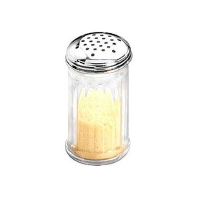 American Metalcraft GLA312 - Cheese Shaker, 12 Oz., Glass W/Stainless Steel Top