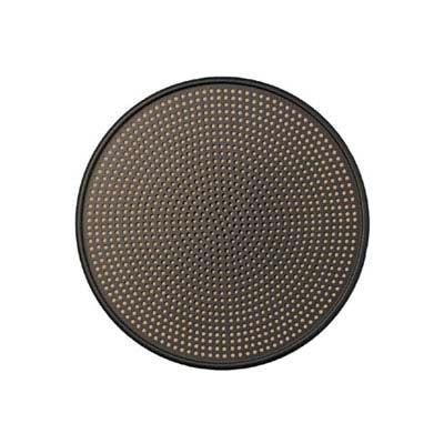"American Metalcraft HC28710 - Mega Pizza Screen, 9"" x 9-3/4, 1/4"" Holes, Hard Coated"
