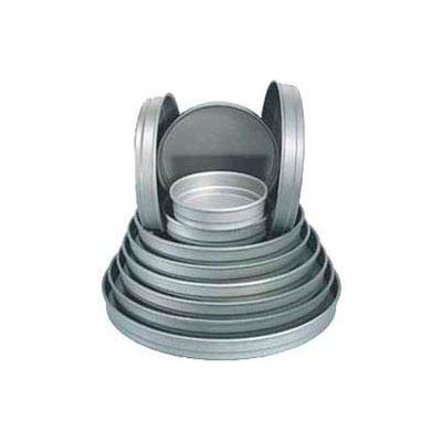 """American Metalcraft HC5115 - Pizza Pan, Self Stacking, 15"""" Dia., 1-1/2"""" Deep, Solid, With Hard Coat"""