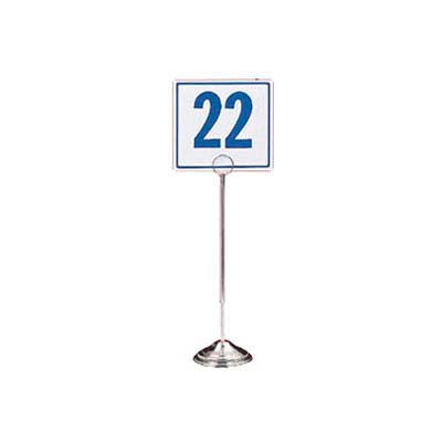 """American Metalcraft RS12 - Reservation Stand, 12"""" High, 3-5/8"""" Weighted Base"""
