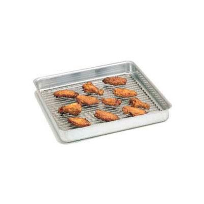 "American Metalcraft SQ1220 - Deep Dish Pan, Straight Sided, 12 x 12 x 2"" Deep, Solid"