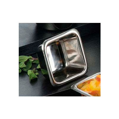 American Metalcraft SSC25 - Sauce Cup, 2-1/2 Oz. Capacity, Square