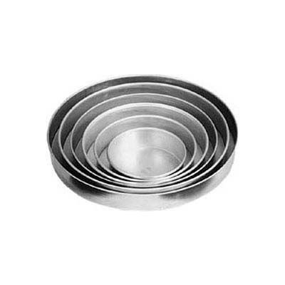 """American Metalcraft T80102 - Pizza Pan, Straight Sided, 10"""" Dia., 2"""" Deep, Solid"""