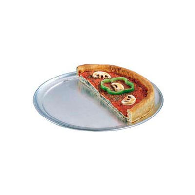 """American Metalcraft TP12 - Pizza Pan, Wide Rim, 12"""", Solid"""