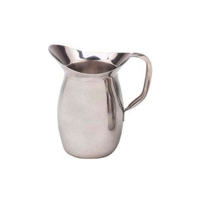 American Metalcraft WP100 - Bell Pitcher, 100 Oz. Capacity