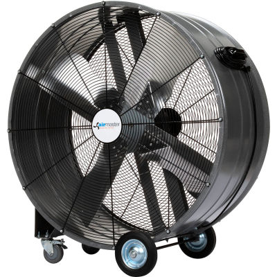 Airmaster Fan EC42DD 42 Inch Direct Drive ECo Mancooler Drum Fan, EC Motor, 1HP, 115V